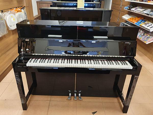 Đàn Piano Kohler Vs Campbell KC-115EB